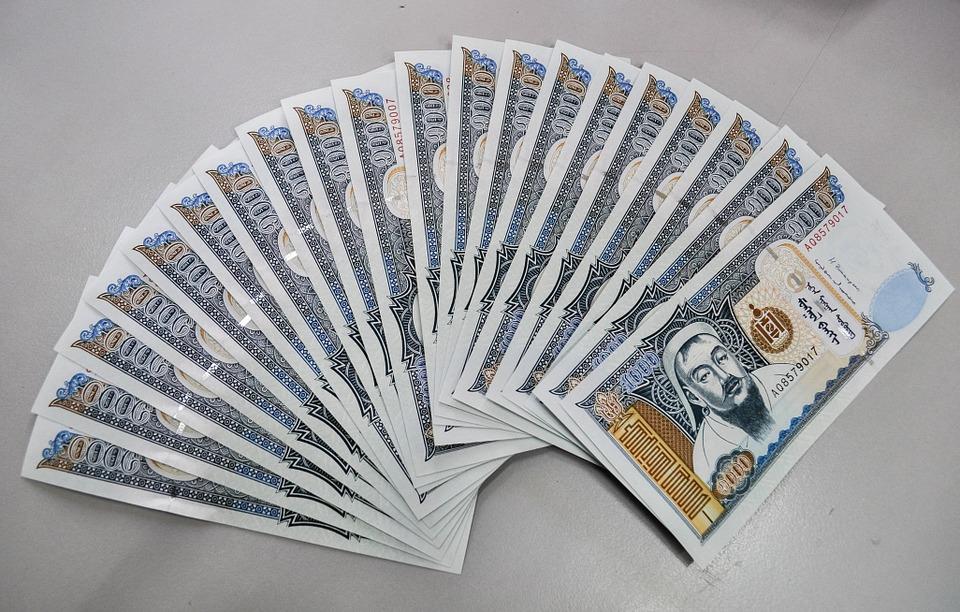 bankovky exotické
