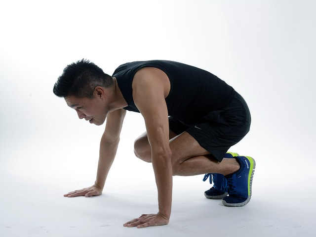 asijský sportovec