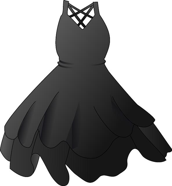 šaty plesové