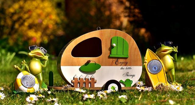 karavan pro žabičky