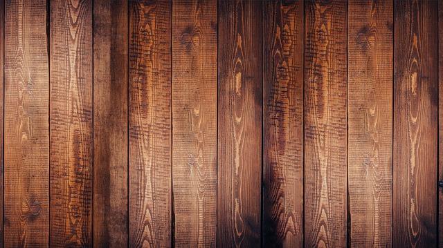 dřevěná podlaha zblízka